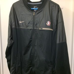 Florida State Dri Fit Jacket